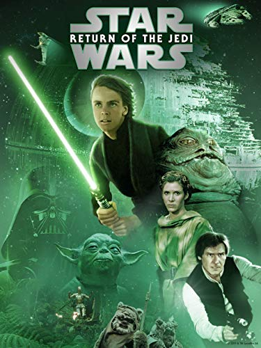 Star Wars: Return of the Jedi (Theatrical Version)