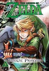 The Legend of Zelda - Twilight Princess - Tome 08 de Nintendo
