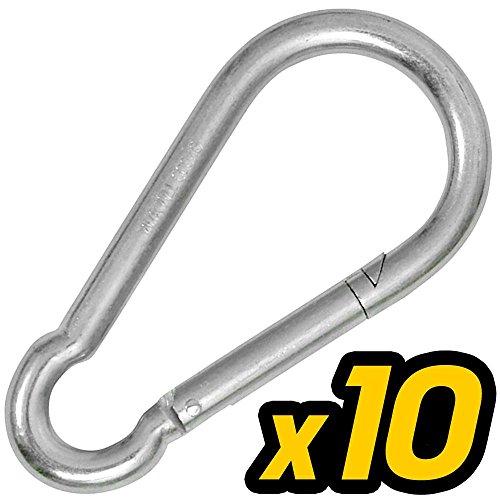 Karabiner Sicherheit Carcano Extra 140(10Stück) [Carcano]