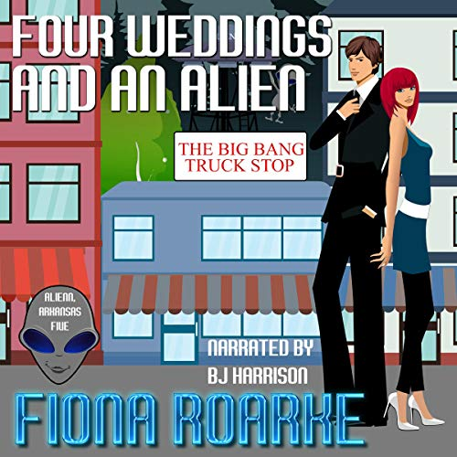 Four Weddings and an Alien  By  cover art