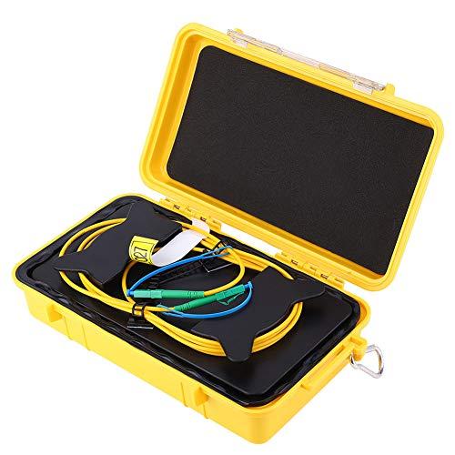 Weikeya Cable de lanzamiento igual, caja de almacenamiento de cable de extensión de la caja de cable de 2000 m hecha de fibra óptica, plástico
