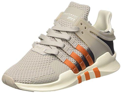 Adidas Damen Eqt Support Adv Sneaker Low Hals - Grau (Cgrani/tacora/granit) , 39 1/3 EU