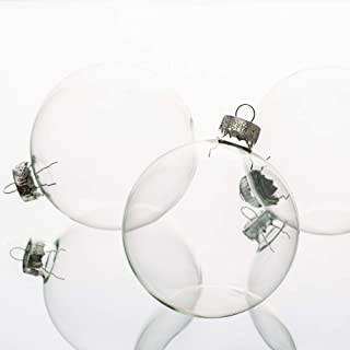 "Richland Glass Ornaments 3"" Set of 24"