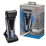 Remington Rasoir Electrique Grille, Tondeuse Escamotable, Fonctionne sur Poils Longs et Courts - Gris PF7500