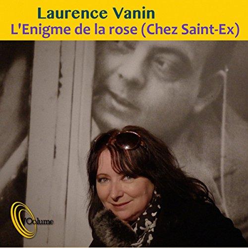 L'énigme de la rose - Saint-Exupéry audiobook cover art