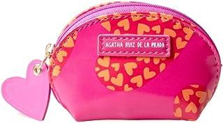 Agatha Ruiz de la Prada Monedero Estampado de Corazones