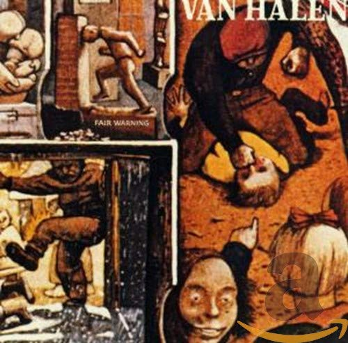 Fair Warning / Van Halen