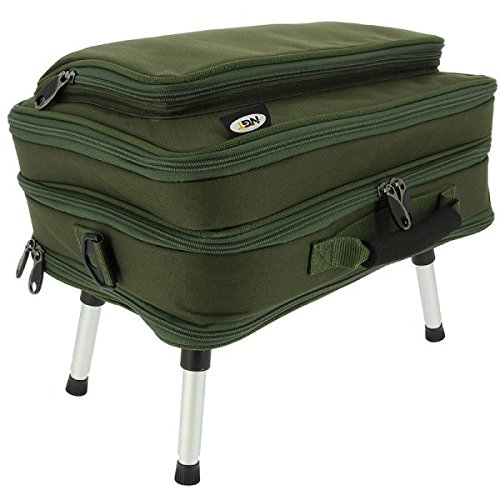 NGT Angeln Box Case Tackle Box Bag System Bivvy Table 612 Plus