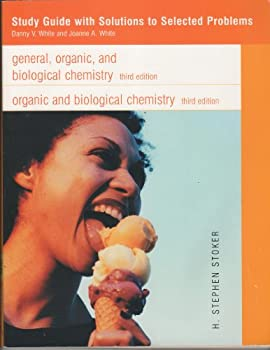 Paperback Study Guide With Answers to Selected Problems: General, Organic, and Biological Chemistry Book