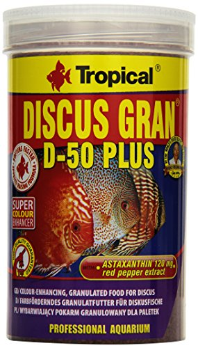 Tropical Discus Gran D-50 Plus, 1er Pack (1 x 1 l)