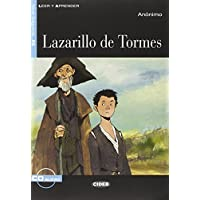 LAZARILLO DE TORMES+CD (Leer y aprender)