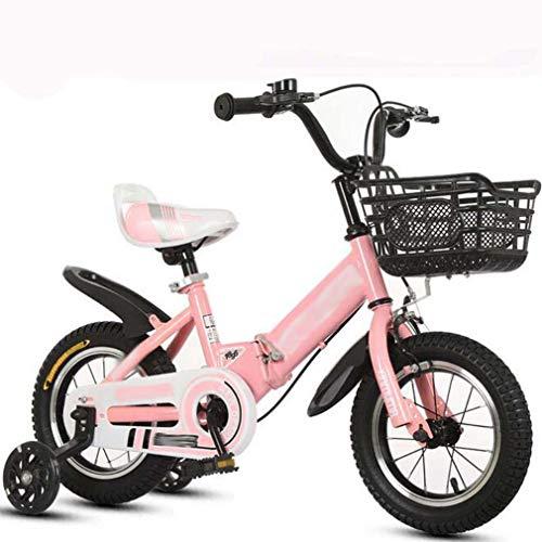 COUYY Bicicleta para niños Plegables 2 años 3 años 4 años 5...