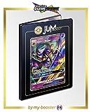 Lunala-GX (Lunala-GX) SM103 Jumbo - #myboost X Soleil & Lune 5 Ultra-Prisme - Portafolio A4 - Almacenamiento 180 Cartas
