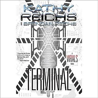 Terminal audiobook cover art