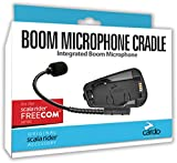 Cardo Systems Freecom Hard Boom Audio Kit Bluetooth 3.0 / IP67 Certified with Up to 10 Hours Talk Time/ 1 Week Standby SPPT0004
