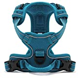 No-pull dog harness, Outdoor Adventure pet vest, 3M reflective, with cushion grip