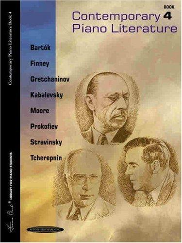 Contemporary Piano Literature (Frances Clark Library for Piano Students) (English Edition)