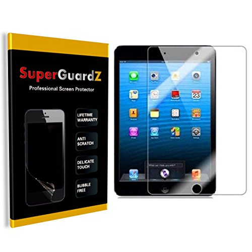 [4-Pack] for Apple iPad Mini 3/2 / 1 - SuperGuardZ