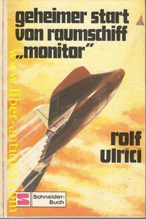 Geheimer Start von Raumschiff