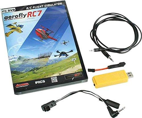 ikarus Flugsimulator Aerofly RC7 Pro + USB