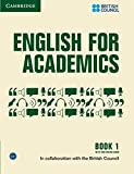 English for Academics with Online Audio Book [Lingua inglese]