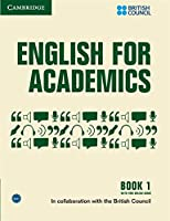 English for Academics 1 Book with Online Audio