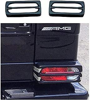kit-car Tail Lights Covers 2 pcs – Mansory Style – Mercedes-Benz G-Class W463 G55 G63 G65