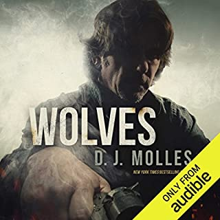 Wolves audiobook cover art