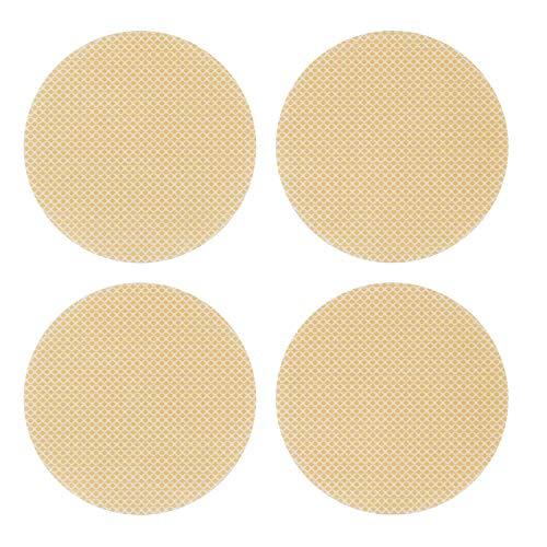 200 Piezas para Hombre Tapas de pezón Protector de pezón Pezones de Cinta de pezón para Hombres Solución de Rozaduras de pezón Pasties Desechables Pasty Set