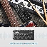 Immagine 2 moukey mixer 6 canali stereo