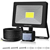 Security Lights with Motion Sensor, MEIKEE 50W LED Floodlights, Waterproof IP66 LED Sensor Outdoor Light, High...