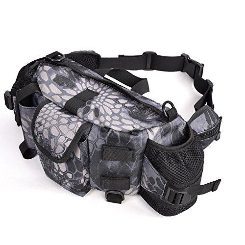 Feisan Pocket Oxford, casual sport, outdoor, fietsen, hardlopen, multifunctionele waterdichte tassen