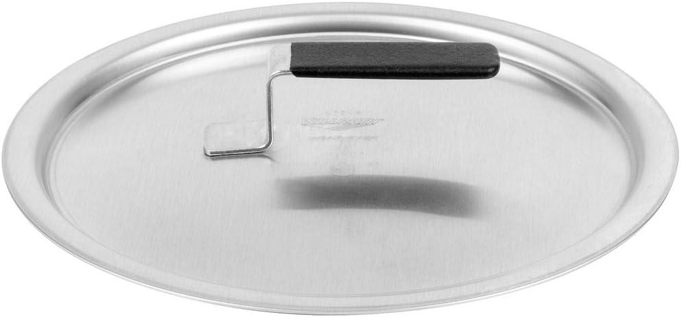 Domed Aluminum Cookware Cover w Handle Diam 4