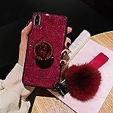 Minicocock Or Paillettes Marbre Téléphone Cas for Samsung Galaxy S10 S9 S8 Plus S10E Note 9 8...