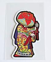 沖縄県 ご当地フォルムカード・第3弾【琉球舞踊】ミニカードのみ