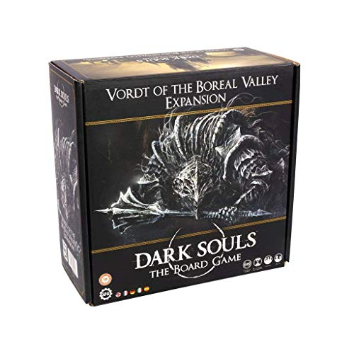 Steamforged Games Dark Souls The Board Game Expansion Vordt of The Boreal Valley