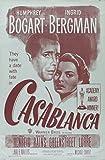 Casablanca cooles Vintage Filmposter in Größen