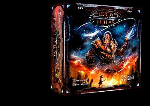 Awaken Realms Lords of Hellas - Grundspiel