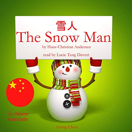 The Snow Man - 雪人 cover art