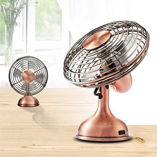 Small Fan Mute Mini Office Fan Electric Fan De Desktop Student Dormitorio Fan Pequeño Portátil