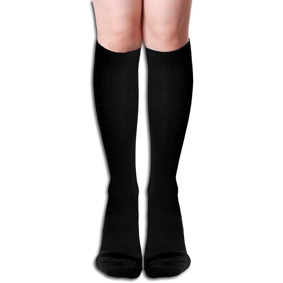 関係する名目上の見てクルーザーレオパードパターン面白いチューブストッキングレディース冬暖かい膝ハイソックスブーツ靴下