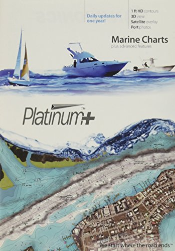 Purchase Navionics Platinum Plus 644P+ California South to Baja and Hawaii Marine Charts on SD/MSD (...