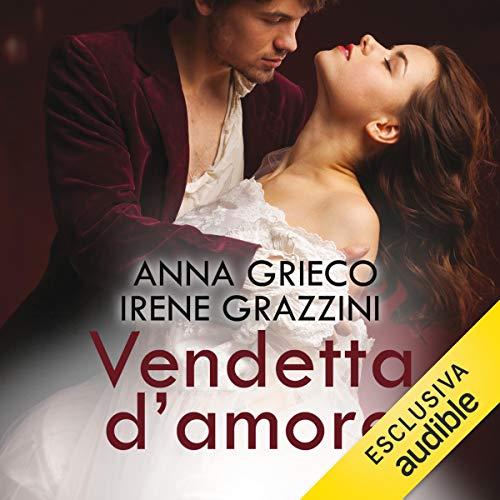 Vendetta d'amore audiobook cover art