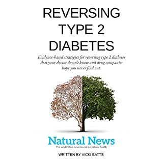 Reversing Type 2 Diabetes audiobook cover art