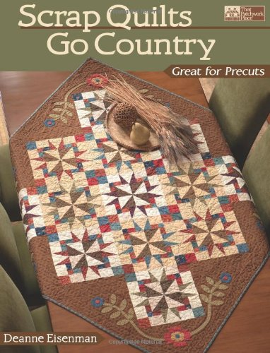 Save %28 Now! Scrap Quilts Go Country