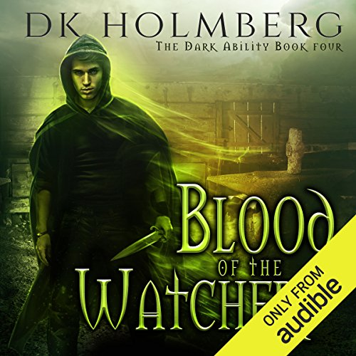 Blood of the Watcher audiobook cover art