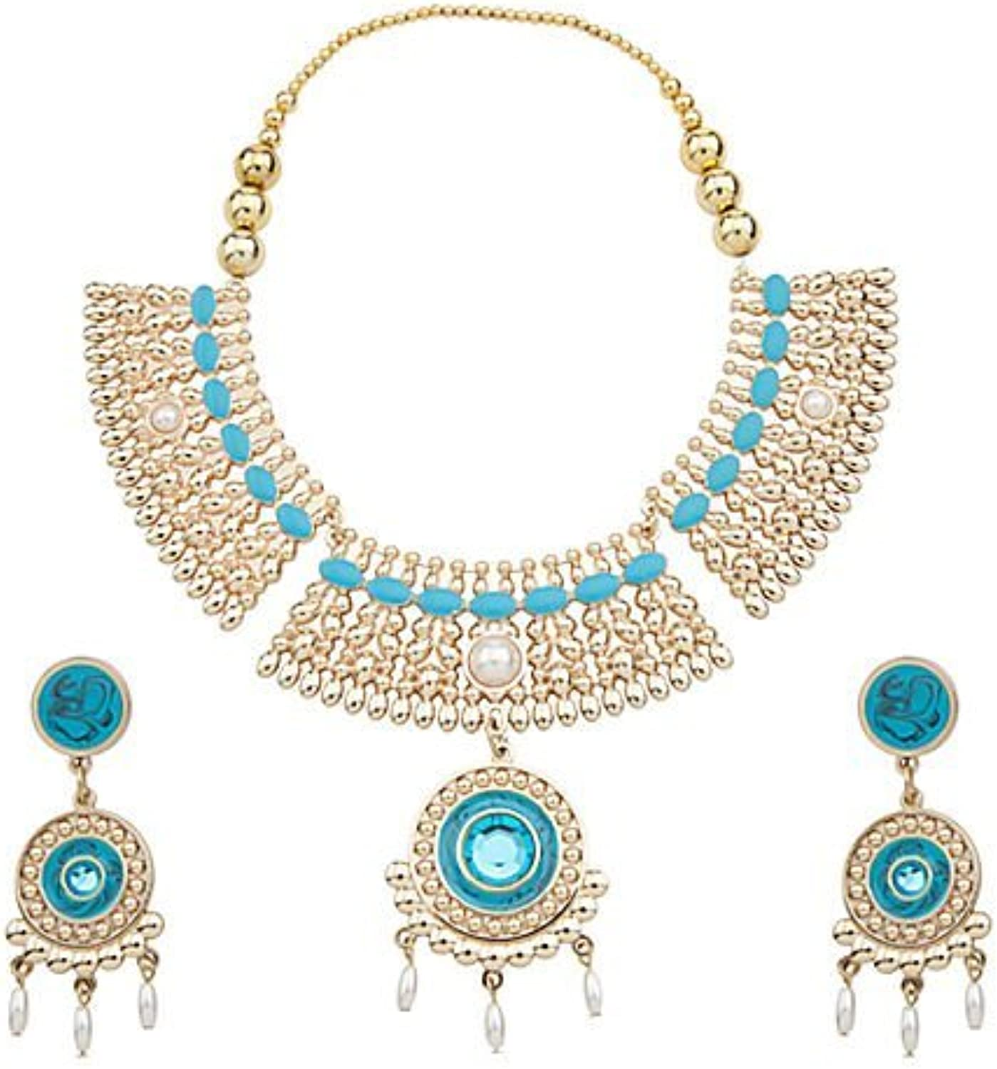 Disney Store Princess Pocahontas Necklace and Earing Set Costume 2012 by Disney Interactive Studios