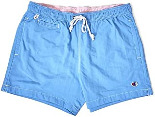 Champion Plain Swim Shorts Navy