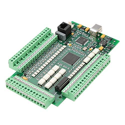 Mach3 Motion Card 3 4 Axis USB CNC E-Cut Motion Control Card for CNC Engraving Milling Machine (3 Axis)