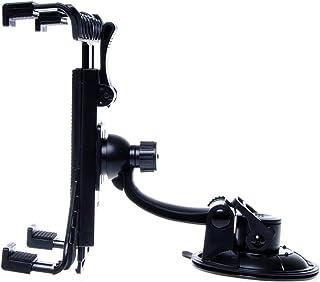 ZHANGHONGWEI Tablet Computer Vehicle Bracket Stand 360 ° Adjustment Black Driving Bracket Convenient Road Navigation Brace...